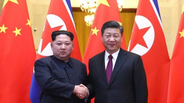 Лидеры двух Корей
