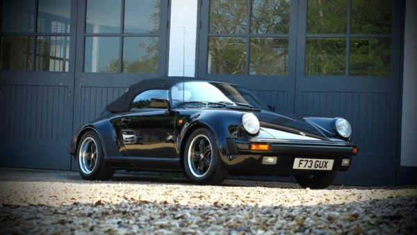 Раритетный Porsche