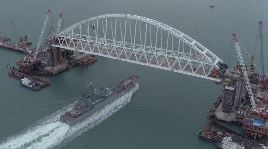 Российские боевые корабли