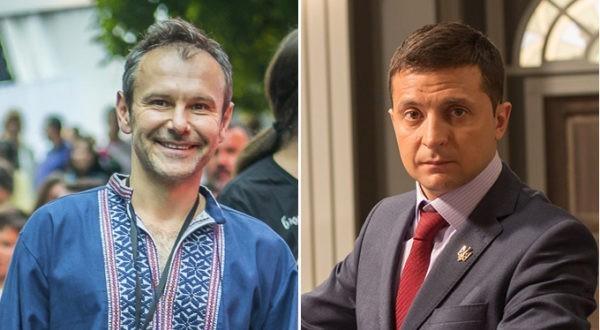 Вакарчук и Зеленский взорвали президентский рейтинг