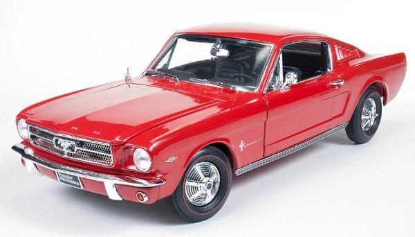 В США начали выпускать легендарную модель Ford Mustang