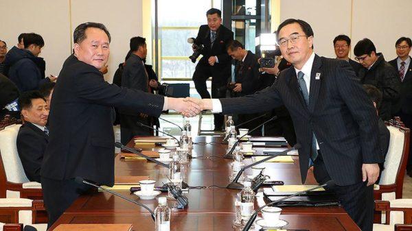объединение КНДР и Южной Кореи