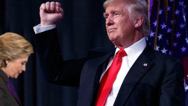 В Белом доме насчитали 289 побед Трампа