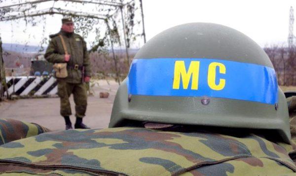 введение миротворцев на Донбасс