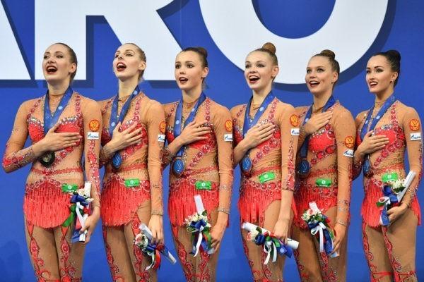 Триумф российских гимнасток