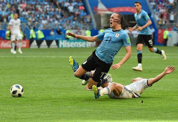 Какая боль, какая боль – Уругвай – Россия 3:0. Часть 1