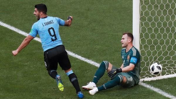 Какая боль, какая боль – Уругвай – Россия 3:0. Часть 2