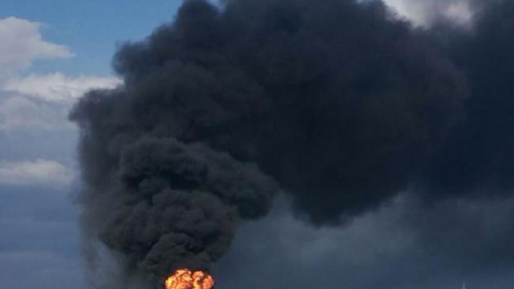 В Европе взорвали российский завод