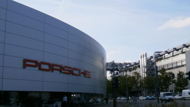 Porsche оштрафовали на полмиллиарда евро
