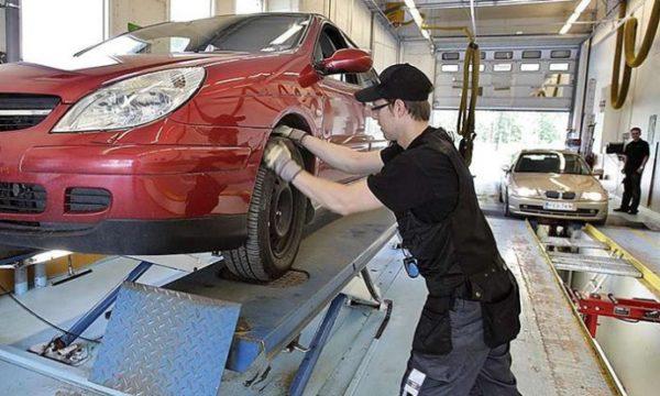 В Украине планируют вернуть техосмотр автомобилей