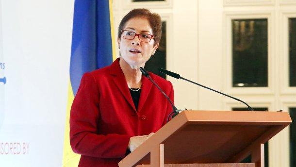 отзыв Мари Йованович с должности посла