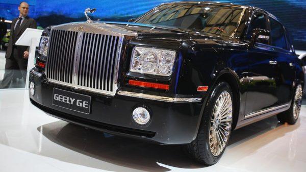 Названы самые удачные автомобильные китайские клоны