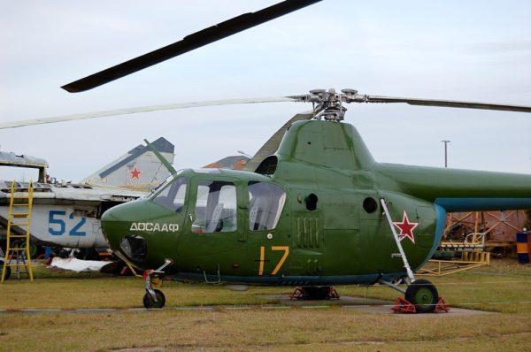 Многоцелевой вертолет Ми-1