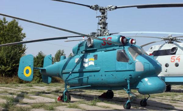 Поисково-спасательный вертолет Ка-25ПС