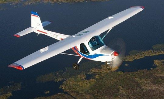 OPT-OUT 600 kg для несертифицируемых самолетов