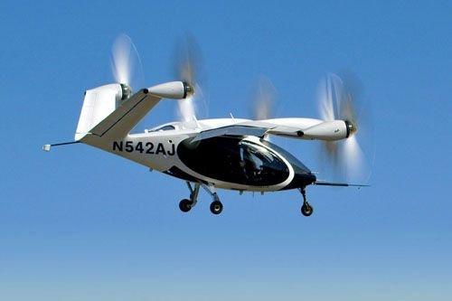 eVTOL от компании Joby Aviation получит авионику Garmin G3000