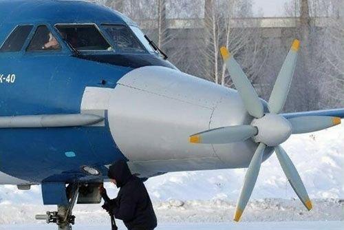 В России начались испытания гибридного авиадвигателя