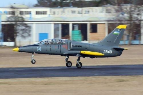 Aero Vodochody закончила модернизацию L-39C Albatros для ВВС Узбекистана