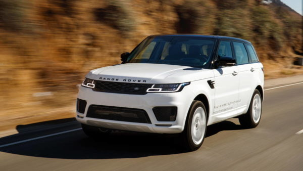 Периодичность технического обслуживания Range Rover 2018-2019 гг. выпуска